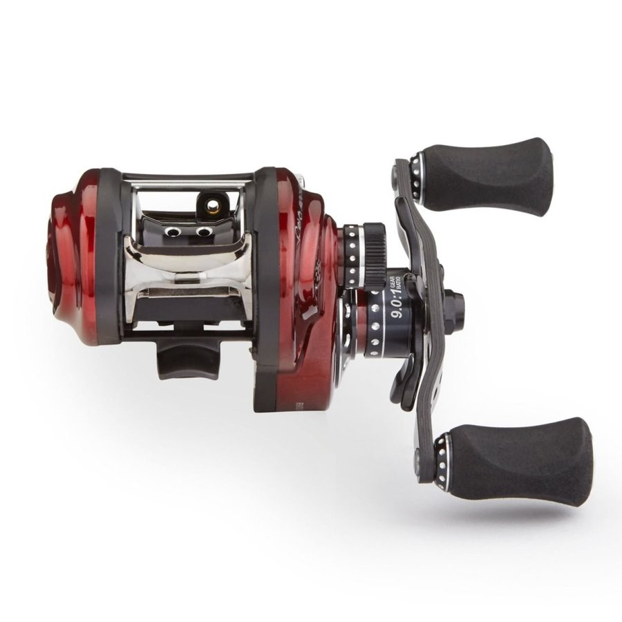 Abu Garcia, Revo Rocket Low Profile Casting Reel, 10.1:1 Gear Ratio, 1