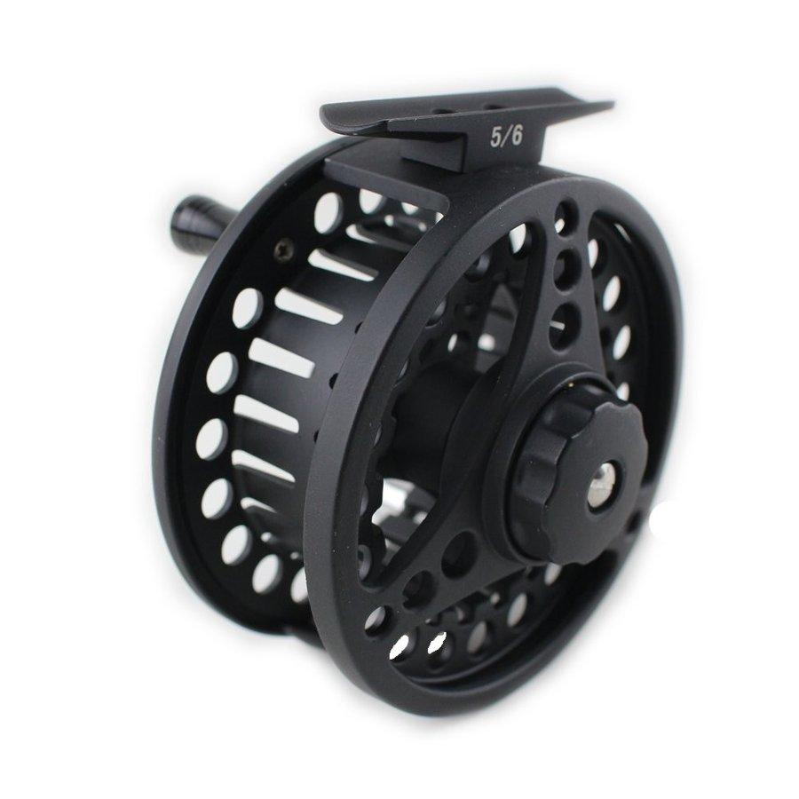 Geelife Fly Fishing Reel Aluminum Aolly Body and Spool Light Size 3/4