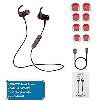 Wireless Magnetic Headphones Waterproof IPX6, Wireless Earbuds Sport,