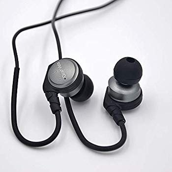 Running Earbuds with Memory Wire, GranVela X1 Noise Isolating Exercise