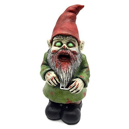 FICITI G150027 Zombie Walking Walking Walking Dead Gnome Garden Statue Sculpture a72