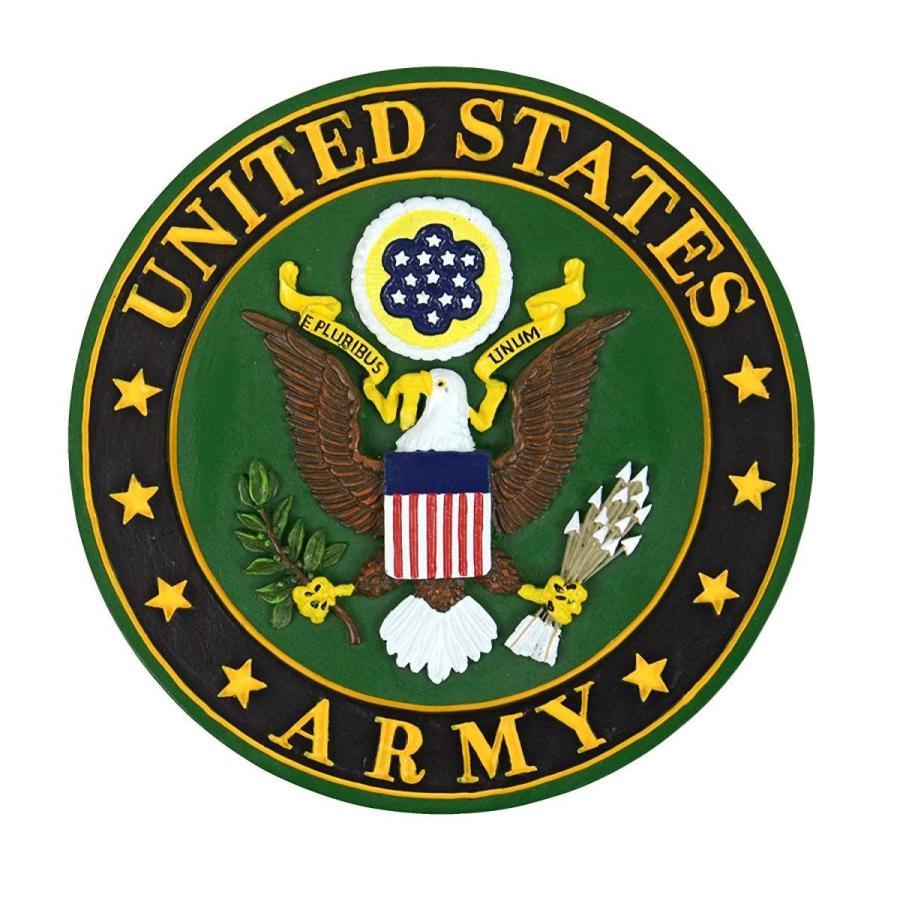 赤 Carpet Studios Military Plaque, Army Army Army 1af
