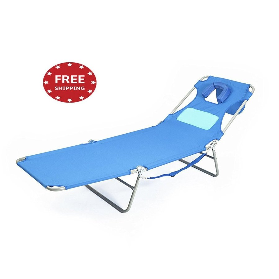 Zero Gravity Lounge Chair Adjustable Reclining Outdoor Folding Modern