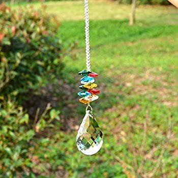 Chandelier Suncatchers Prisms Octogon Chakra Crystal Balls For Home,Of