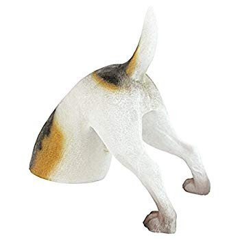 Design Toscano QL6522 Terrence The Terrier Digging Pet Dog Garden Stat