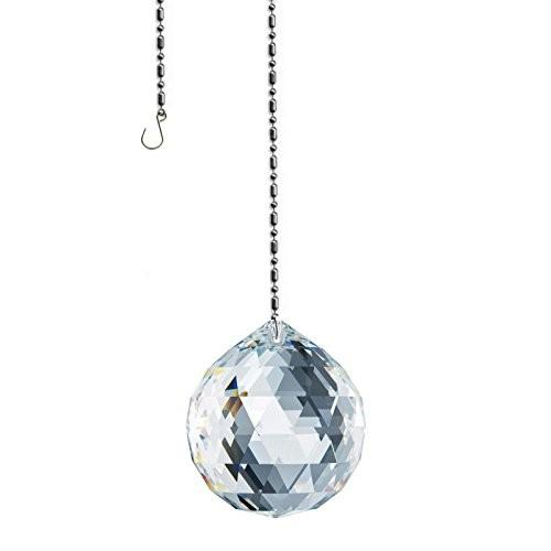 Swarovski Spectra Crystal Crystal Crystal 40mm Clear Lead Free Feng Shui Crystal Ball 6c7
