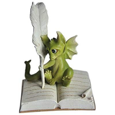 Top Collection Enchanted Story Fairy Garden Garden Garden Dragon Writing Outdoor Sta 03d
