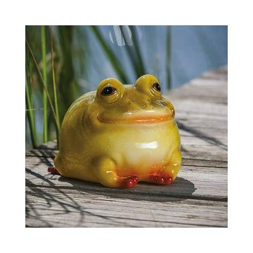 Frog Portly Statue