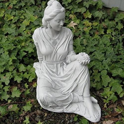 """Quan Yin Garden Statue 17""""H"""