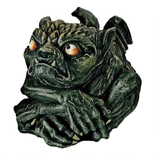 Design Toscano Toscano Toscano Devilish Gothic Troll Statue: Twilight Troll 3e8