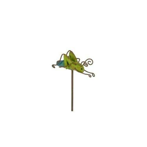 ShopForAllYou ShopForAllYou ShopForAllYou Figurines and Statues Miniature Fairy Garden Grasshopper 241
