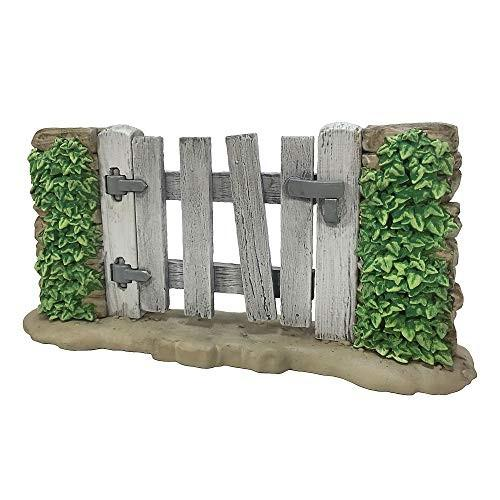 Ultimate Source Mr McGregor's Garden Gate for Miniature Garden, Fairy Fairy Fairy 195