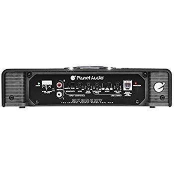 Planet Audio AC2000.2 Anarchy 2000 Watt, 2 Channel, 2/4 Ohm Stable Cla