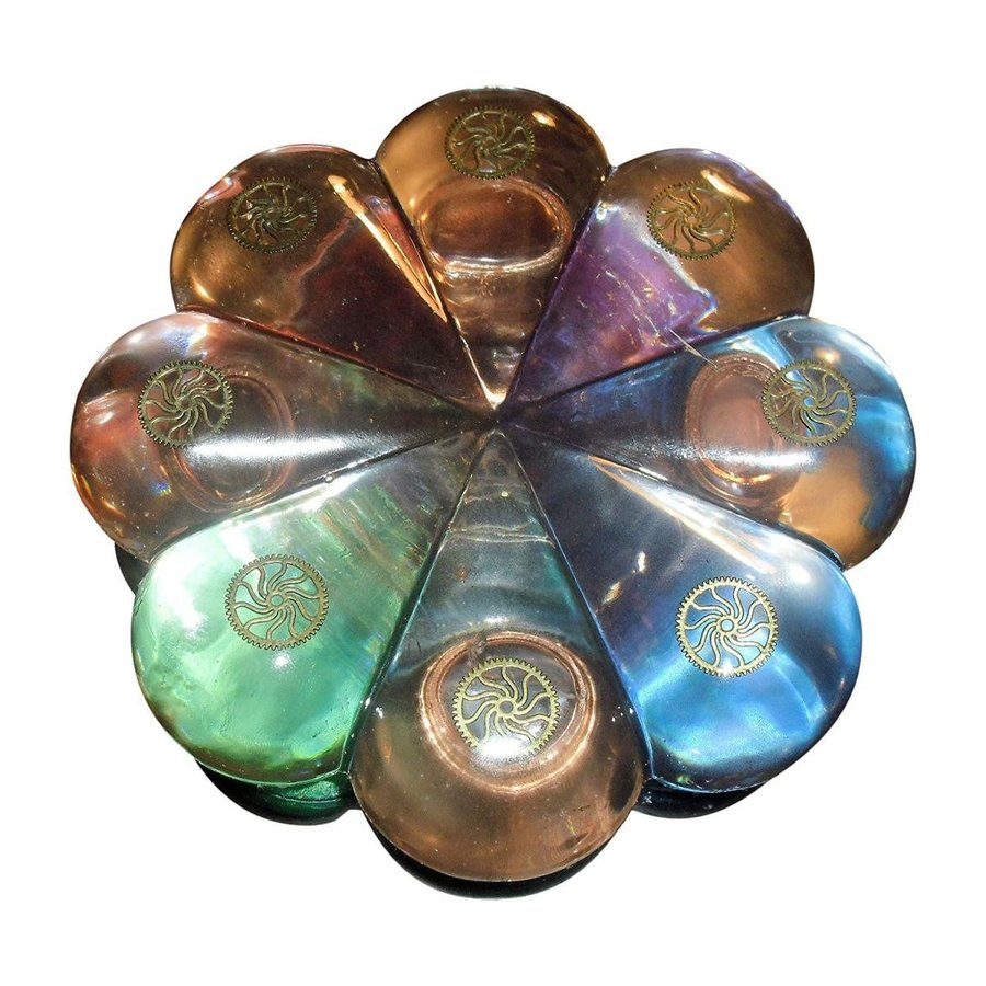 """The Cloud"" Charging Charging Charging Plate Orgone Energy Diffuser a40"