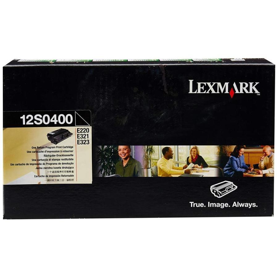 Lexmark Return Program Print Print Print Cart-For E220 84d