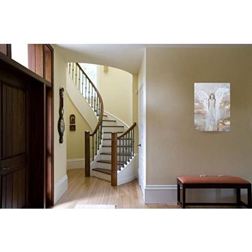 Imagekind Imagekind Wall Art Print Entitled Delicate Strength Angel Painting by
