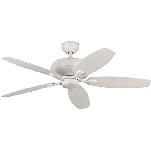 Monte Carlo 5CQM52RZW Transitional 52`` Ceiling Fan from Centro Max Co