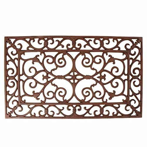 Esschert Design Small Doormat in Antique 褐色 - Rectangle 24