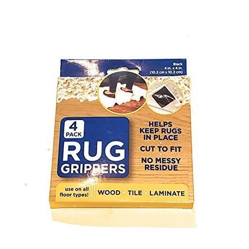RUG GRIPPERS 4 Pack 4