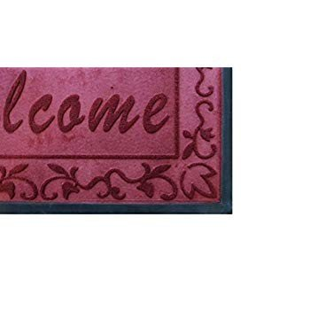 Star Element Rubber Back Anti Slip Front Doormat Large 30 x 18 inches