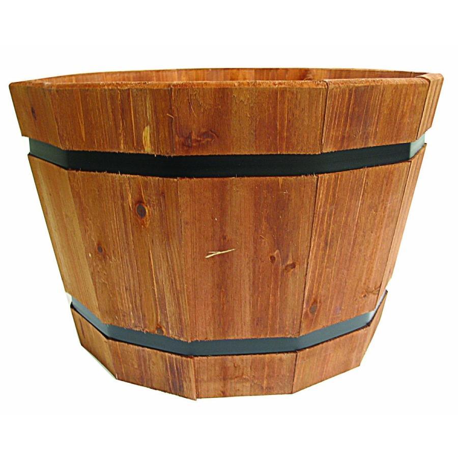 """Pennington 100045251 Barrel Tub Heartwood 12.75inx20in, 12.75"""" x x x 20"""", 2c0"""