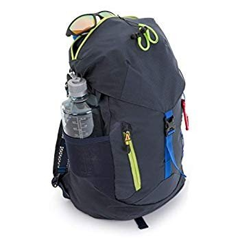 All of Us Packable Lightweight Hydration Ready Daypack Backpack (Sport