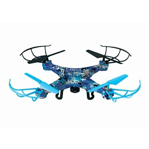 World Tech Toys 青 Camo Striker Drone