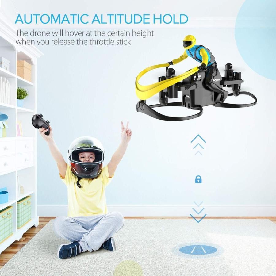 Tomzon U48A Mini Drone for Kids, RC Nano Quadcopter with Altitude Hold