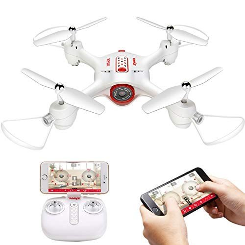 Drone with Camera for Adult and Kids Syma X23W Mini Remote Drone with