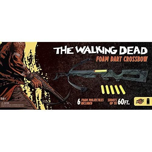 Skybound The Walking Dead Foam Dart Crossbow