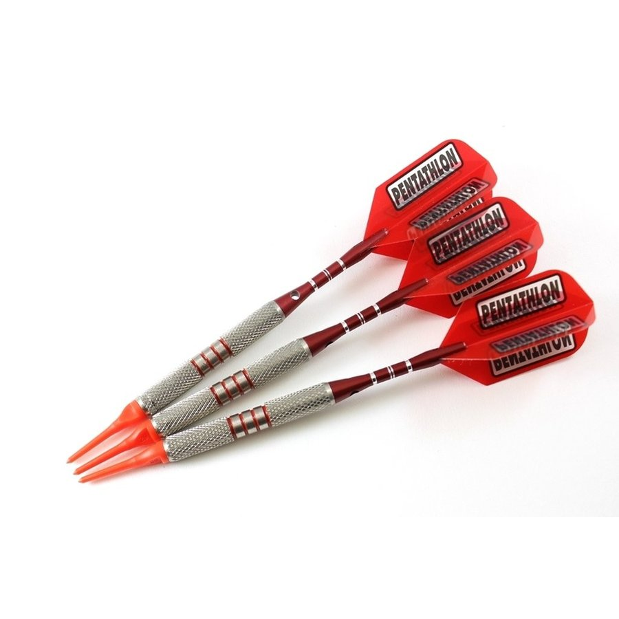 US Darts - Intimidators Style 7 - 18 grams, 80% Tungsten, Soft Tip Dar