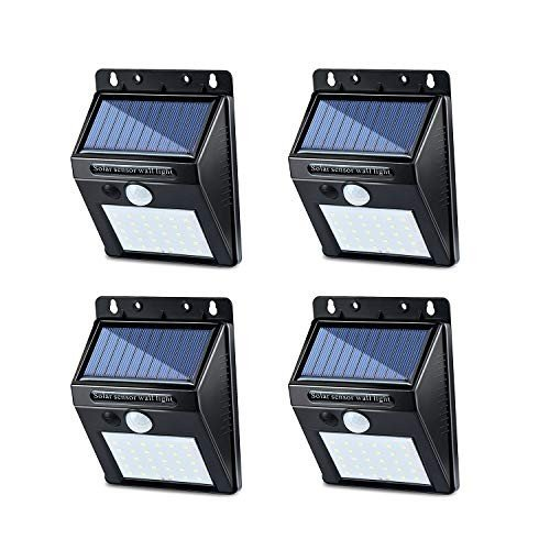 Omicoo Omicoo 30 LED Solar Light Motion Sensor Wireless Radar Sensors IP65 Se