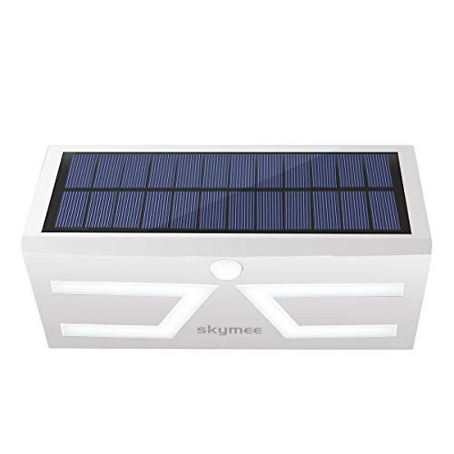 SKYMEE SKYMEE Solar Lights Outdoor LED Security Night Light Wireless Solar Mo