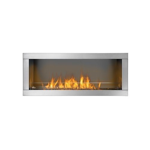 Napoleon Galaxy GSS48 Single Sided 55 000 BTU's Linear Outdoor Firepla