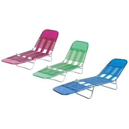 Living Accents Folding Chaise Lounge 10