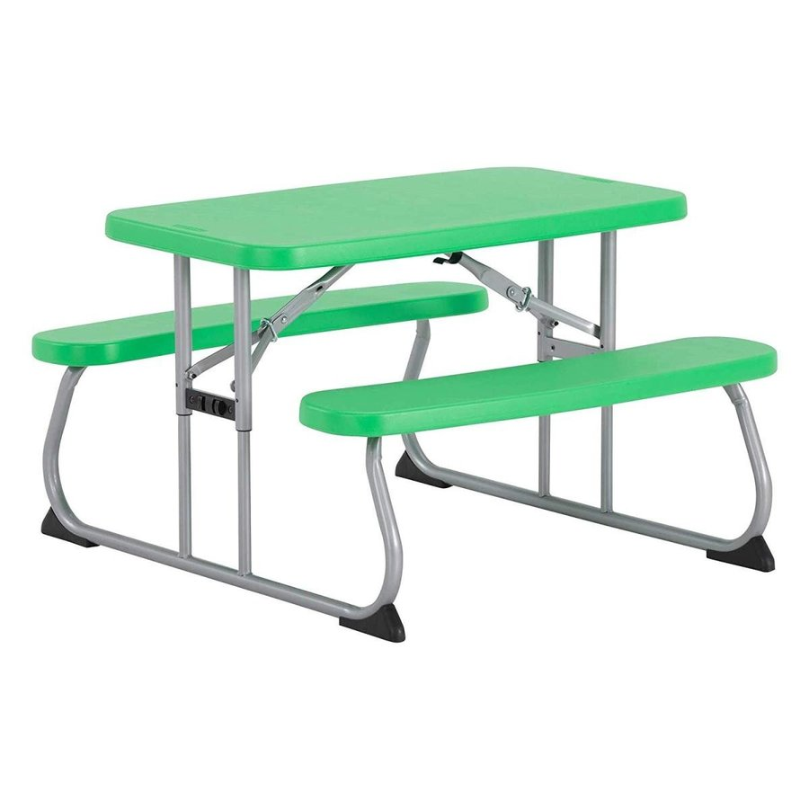 Childrens Picnic Table (Green)
