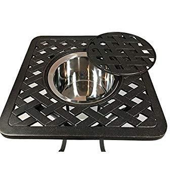 Sunvuepatio Cooler Table 21
