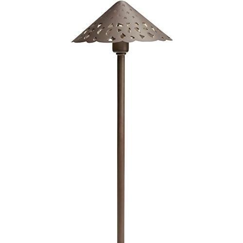 Kichler 15871BBR Cast Brass Hamme赤 Roof, Bronzed Brass