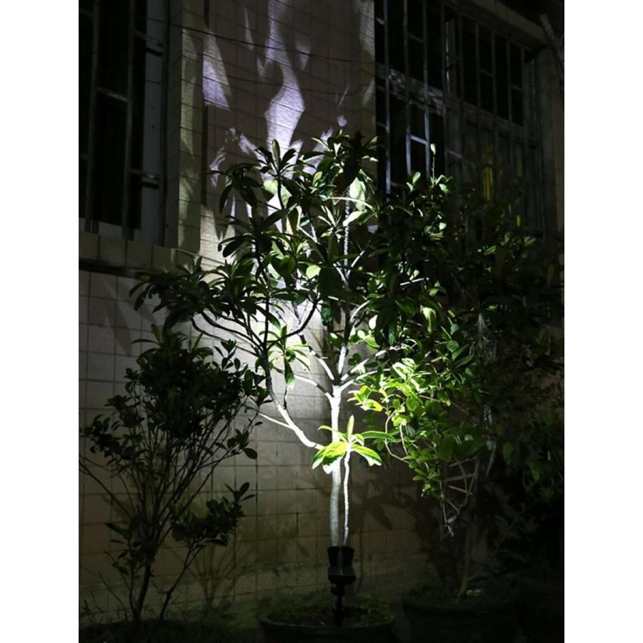 Solar Power Lights, Lights, Lights, Emopeak 2Packs Solar Spotlight lights Outdoor IP65 50d