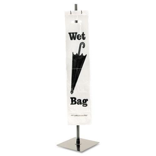 Tatco Wet Umbrella Bag, 7w x 31h, Clear, 1000/Box