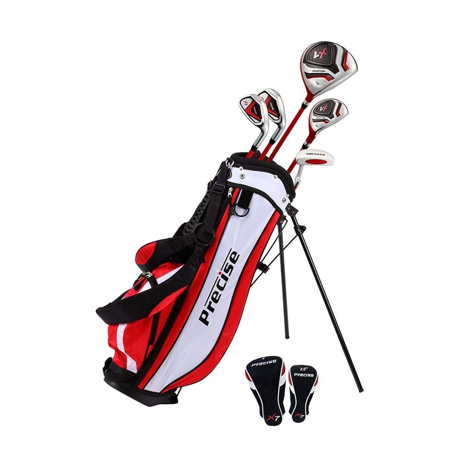 Distinctive Right Handed Junior Golf Club Set for Age 6 to 8 (Height 3
