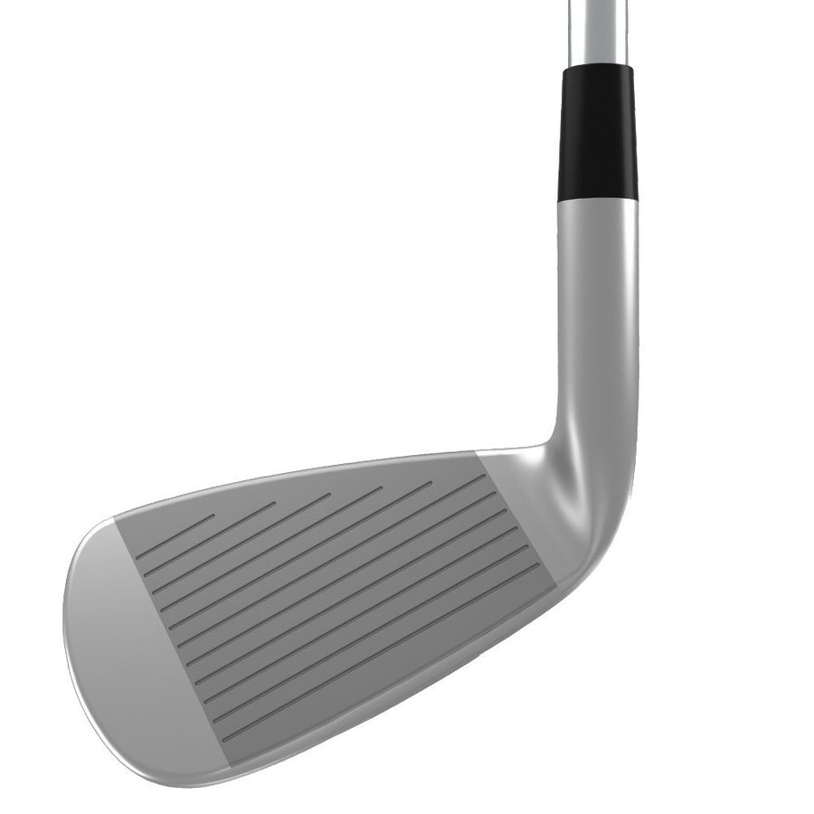 Tour Edge Men's HL3 Iron-Wood, Right Hand, Stiff, Steel, 7 Hybrid