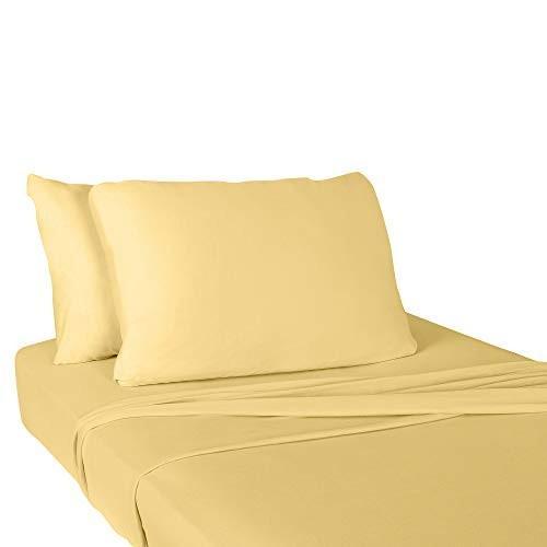 Jersey Knit Super Soft Pillow Cases, PolyCotton, Enevelope Closure End