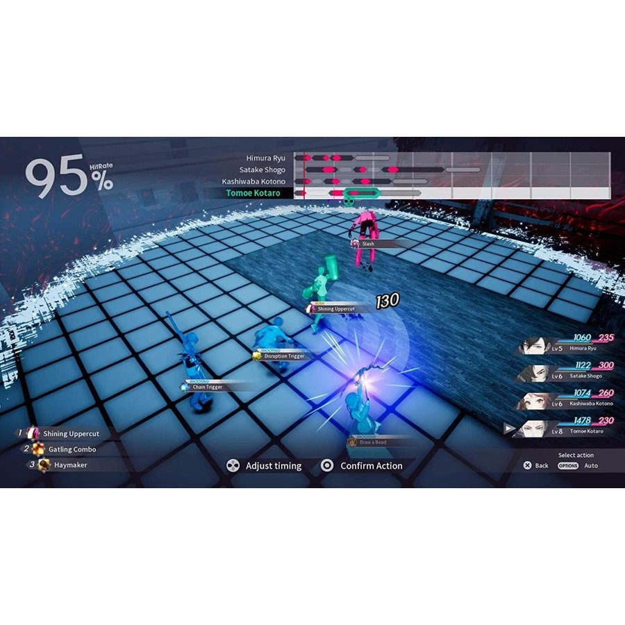The Caligula Effect: Overdose - PlayStation 4