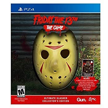 Friday The 13th: The Game Ultimate Slasher Collector's Edition - PlayS