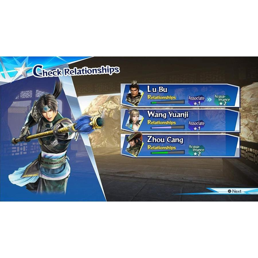 Warriors All-Stars - PlayStation 4