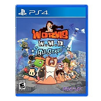Worms WMD All Star Pack (Day 1 Edition) - PlayStation 4