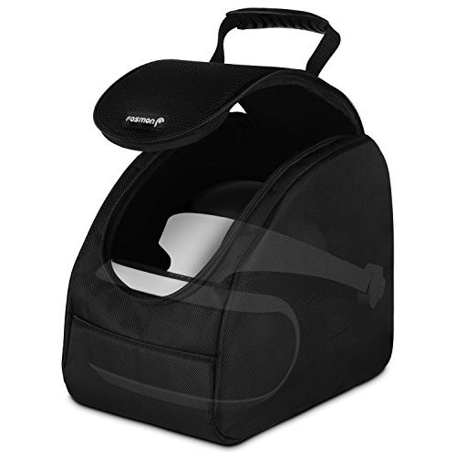 Carrying Case, Fosmon Travel Storage Bag with Adjustable Dividers Comp
