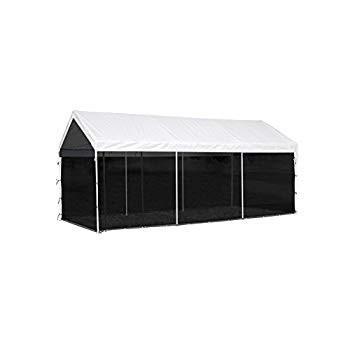 ShelterLogic MaxAP Screen House Enclosure Kit, 10 ft. x 20 ft. (Frame