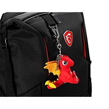MSI Urban Raider Gaming Laptop Backpack, Quick Access, Padded Mesh, Li